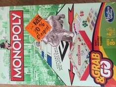 Grab and Go Monopoly - Reduced from £2.99 to £2.10 instore at Lidl