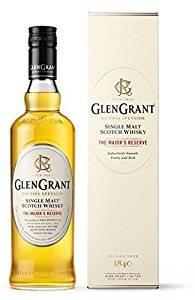 Glen Grant The Majors Reserve Single Malt Scotch Whisky, 70 cl £17 Prime or £21.75 non prime @ Amazon Prime
