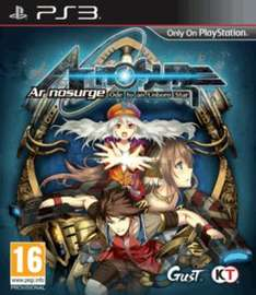 Ar Nosurge: Ode to an Unborn Star (PS3) £6.99 Delivered @ GAME/Amazon