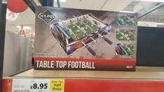 Hy-Pro 20inch Table Top Football £8.95 @ Tesco instore/online