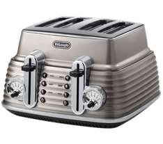 Delonghi Scultura Toaster £35 (C+C) £38.50 (P+P) @ House Of Fraser