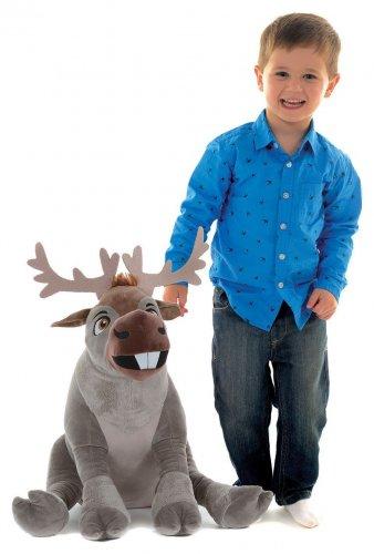 Disney Frozen Giant Sven 24 Inch Plush £9.99 delivered @ Argos Ebay Shop