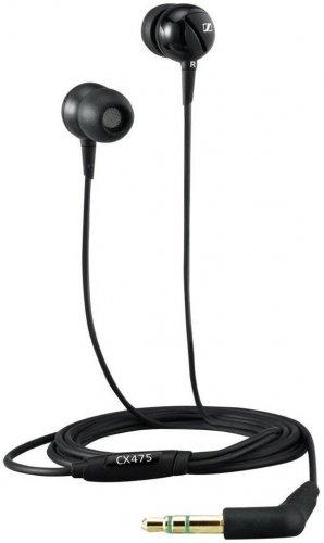 Sennheiser CX475 Premium Headphones - Black / £9.74 with %25 off - (£12.99) @ Argos / Ebay
