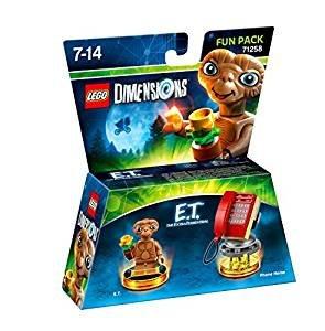 LEGO Dimensions, E.T., Fun Pack. £8.99 @ Amazon (+ £1.99 non Prime)