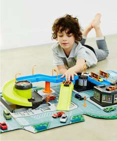 Big City Carry Along City £16 @ Elc (4% Quidco) Free c&c & Mothercare (6.6% Quidco) £1.50 c&c