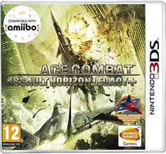 Ace Combat Assault Horizon Legacy+ (Nintendo 3DS) £8.48 (Prime) £10.47 (Non-prime) @ Sold by Game Trade Online and Fulfilled by Amazon