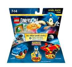 Sonic the Hedgehog Level Pack - LEGO Dimensions  £17.99 Delivered from Game
