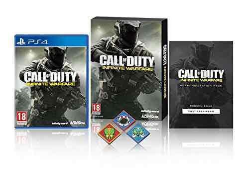 Call Of Duty: Infinite Warfare Standard Plus Edition PS4 £26.99 @ Amazon