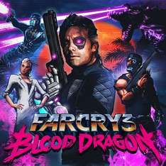 Far Cry 3: Blood Dragon FREE @ Uplay