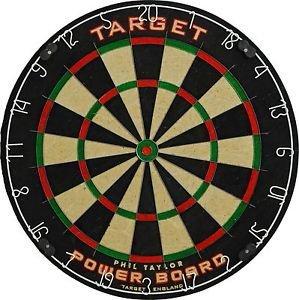 Phil Taylor Dartboard £9.75 Argos on eBay