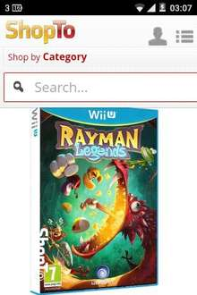Rayman Legends (Wii U) - £12.86 @ ShopTo