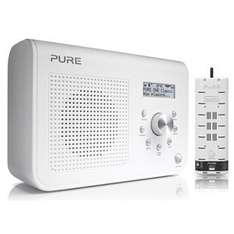 Pure ONE Classic Series 2 DAB/FM Radio with C6L ChargePAK bundle in White £49.99 coopelectricalshop