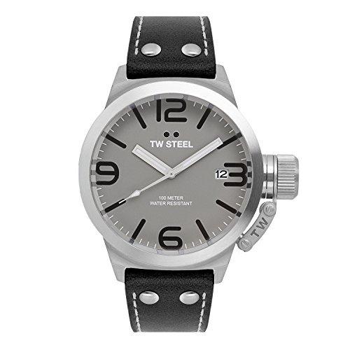 TW Steel Unisex Quartz Watches in Grey,Brown or Green £79.99 @ Amazon