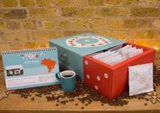 The Pact Coffee Advent Calendar 25 Flavours £25  (Free delivery) or 2 for £40.