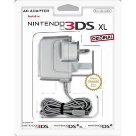 Nintendo AC Adapter (3DS) - £6.50 @ Tesco Direct