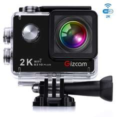 Gizcam GZ10 Plus Underwater Camera 2K -  Sold by Gizcam Direct and Fulfilled by Amazon - £39.99