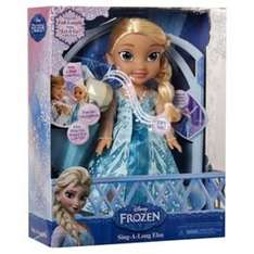Sing-a-long Elsa Doll - £17 @ Tesco Direct
