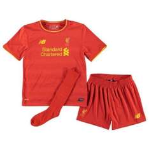 Liverpool FC Home Kit 2016/17 Season Mini Toddler Junior eBay sportingoriginalsuk - £26.99
