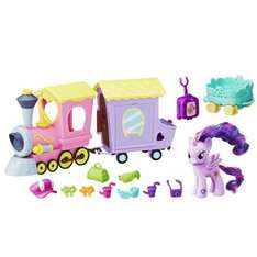 My Little Pony Explore Equestria Friendship Express Train Toy £8.50 (Prime) £13.25 (Non Prime) @ Amazon