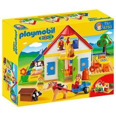 Playmobil 123 Large Farm £29.07 @ Amazon