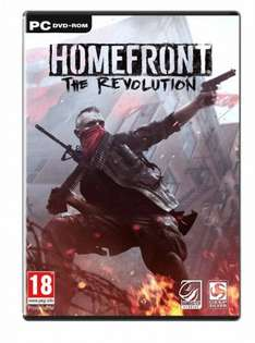 Homefront: The Revolution PC + DLC £9.99 (£9.49 with FB 5% Off) @ CD Keys