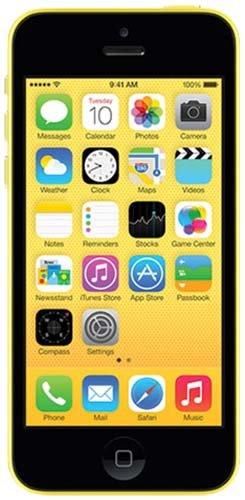 Refurbished Iphone 5C £114.99 from Envirofone