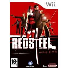 Red Steel (Wii) (Used) - £0.25 @ CeX In-Store (£2.50 P&P)