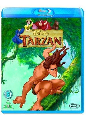 Disneys Tarzan (Blu-Ray) £4.95 Delivered @ Base