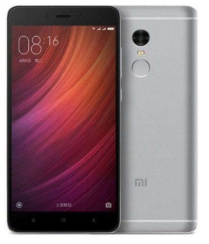 Xiaomi Redmi Note 4 3GB RAM 32GB ROM smartphone MTK Helio X20 10-Core Note4 1080P MIUI8 Fingerprint ID cellphone £124.31 @ Ali Express