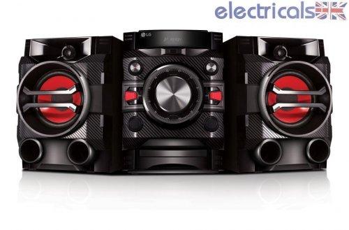 Grade A* LG CM4360 260W Mini Hifi System, RRP £149 £69.99 @  ElectricalsUK / Ebay