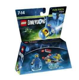 Lego dimensions benny, wonderwoman, bad cop, cyborg, emmet fun packs all £5.99 each @ GAME