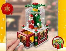 Free LEGO® Snowglobe @ Lego Online Store on a £60+ spend