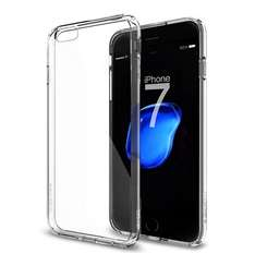 (1.99Inc Delivery) iPhone 7 Case, MOFRED® Apple iPhone 7 Case Cover Shock-Absorption Bumper and Anti-Scratch Clear Back for iPhone 7-4.7 Inch - @ MOFRED PRODUCTS  / Amazon