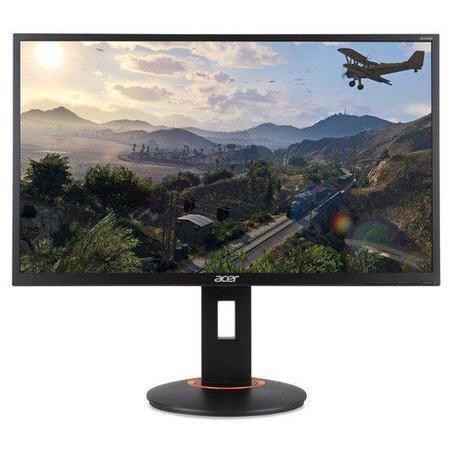 """Refurbished Acer XF270HUBMIJDPRZ Wide 16:9 WQHD FreeSync DVI HDMI DisplayPort Speakers USB 27"""" Monitor"""