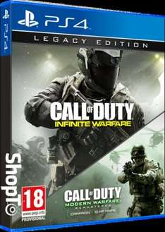 Call of Duty: Infinite Warfare - Legacy Edition (PS4) £25.85 Delivered @ Shopto