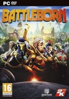 Battleborn PC + DLC CD KEYS £3.79 5% CODE FROM LIKING FB PAGE AVAILABLE