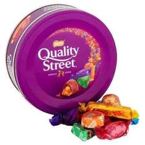 Quality Street Tin 240G - £3.00 @ Tesco