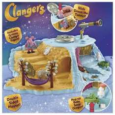Clangers Home Planet Playset inc Granny Clanger £15.00 @ Tesco Direct Free C&C