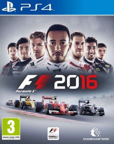 Formula 1 2016 PS4 £29.85 @ Simply Games