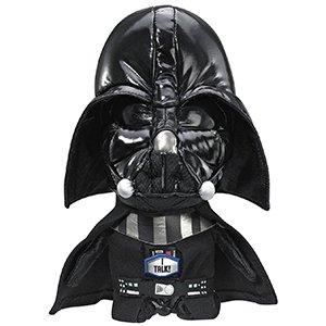 Star Wars Talking Plush Darth Vader £6.99 Home Bargains