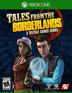 Tales From The Borderlands for Xbox one £9.99 @ Zavvi
