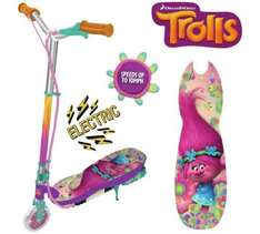 Trolls 12V Electric Scooter + Troll Town Assortment £103.68 @ Argos With Free £10 Gift Card