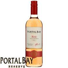 Portal Bay: Valle Central Rosé (Case of 12 Bottles) £4.29 per bottle £53.88 home bargins