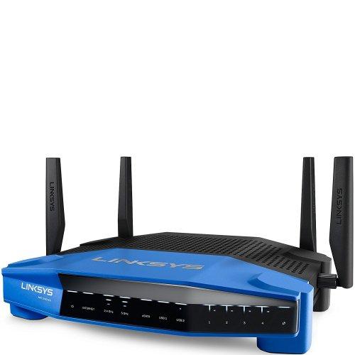 Linksys WRT1900ACS Dual Band AC1900 Gigabit Smart Wi-Fi Router £129.99 @ Amazon