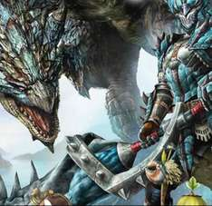 Monster Hunter 4 ultimate (3ds) £14.99 pre-owned @ game