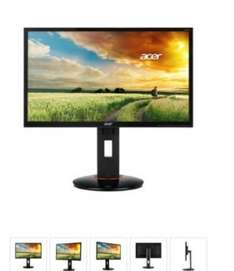 "Acer XB240H 24"" full HD Monitor at Ebuyer"