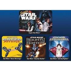 (PS4) Star Wars Classics (Four full games - download code) £5.50 @ eBay (select_games)