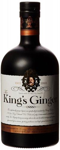 Kings Ginger Liqueur £18.50 (Prime) £23.25 (Non Prime) for 50cl @ Amazon