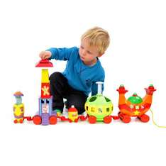 In The Night Garden Ninky Nonk Musical Activity Train SAVE £15 - £34.99 @ Smyths!