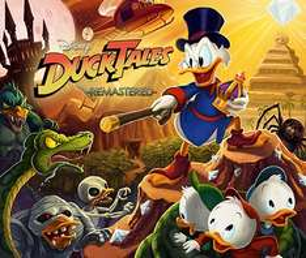 [iOS] DuckTales: Remastered (WooHoo!) - 79p - iTunes